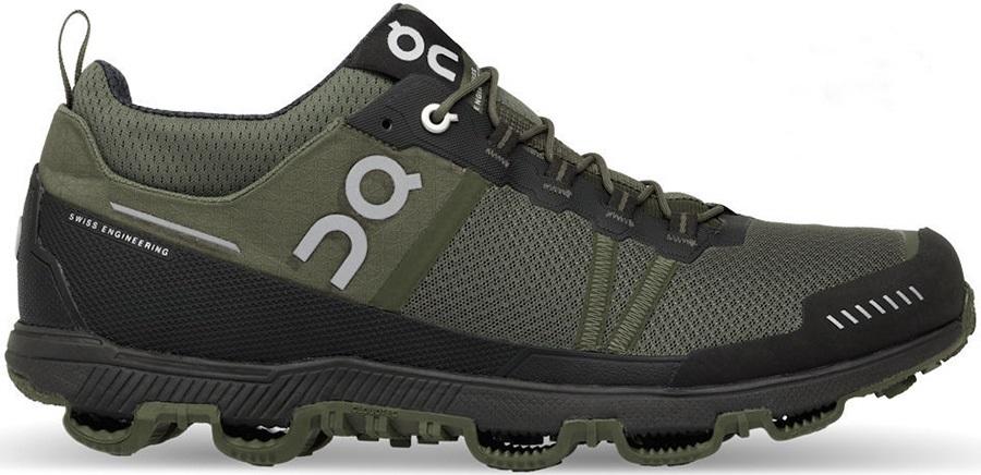 Trail Running Shoes, UK 12 Pine/Stone