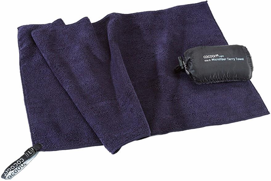 Cocoon Terry Towel Light Microfiber Travel Towel, S Dolphin