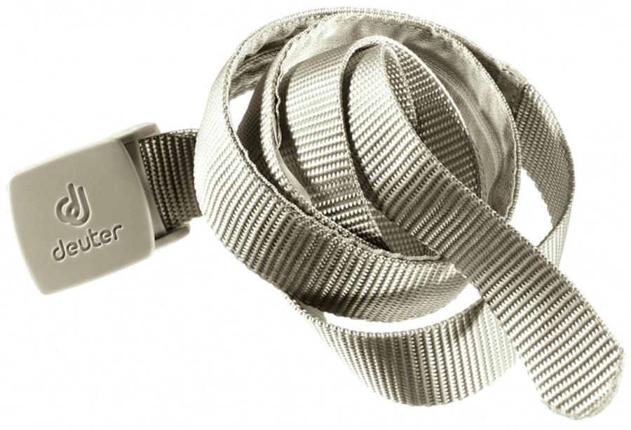 Deuter Security Hidden Zip Pocket Money Belt, 135cm Sand