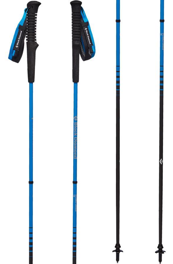 Black Diamond Distance Carbon Running Poles Trail Poles, 115cm