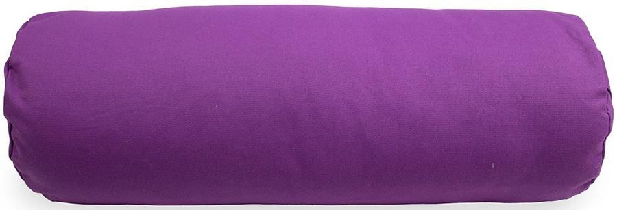 Myga Support Yoga/Pilates Bolster Pillow, Purple
