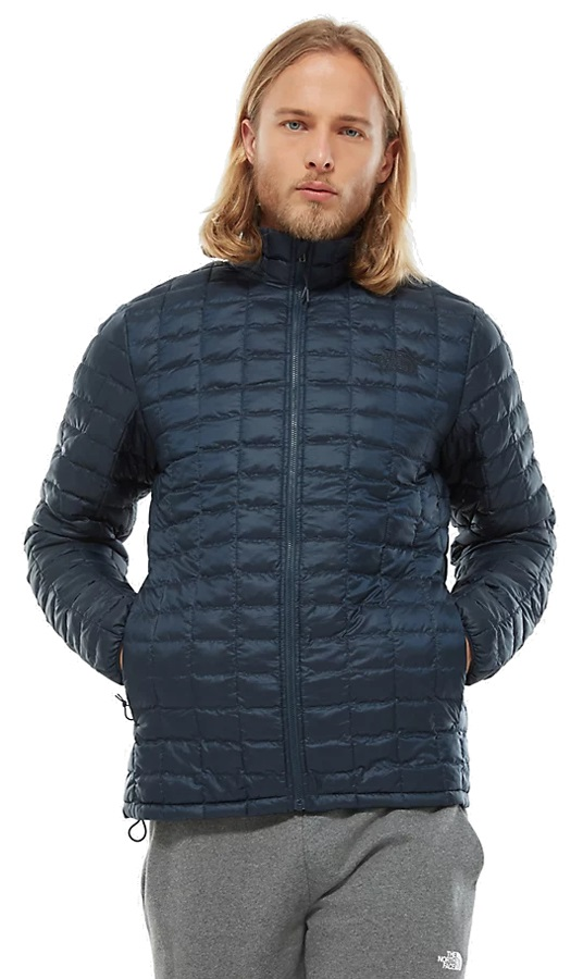 The North Face Thermoball Eco Insulated Hiking Jacket, M Urban Navy
