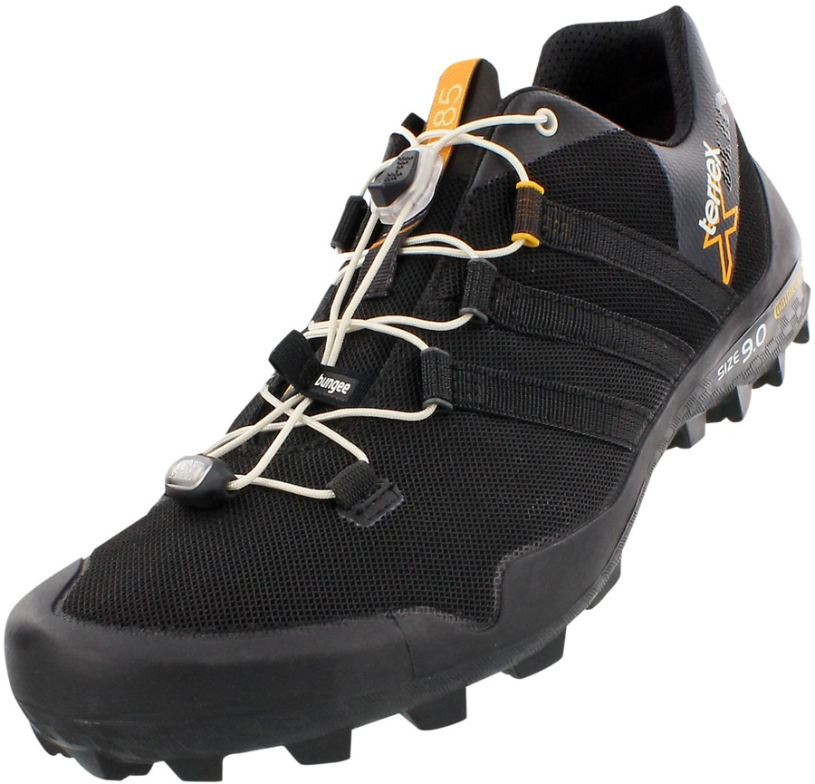 Cuyo Jajaja Docenas  Adidas Terrex X-King Trail Running Shoes UK 9 Black