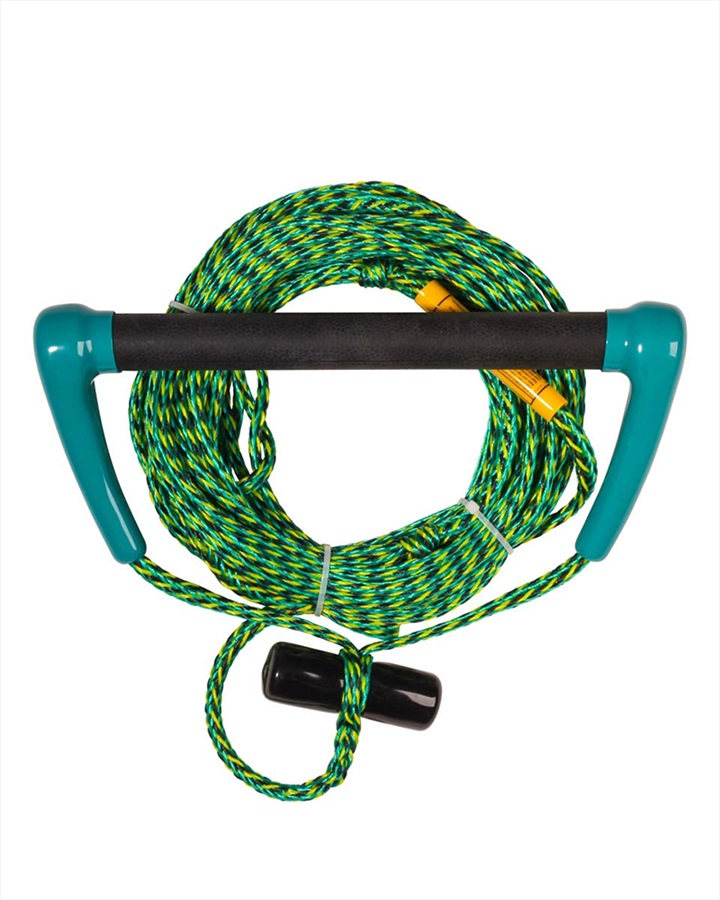 Jobe Chipper Handle Rope Combo, 50' Teal Green 2021