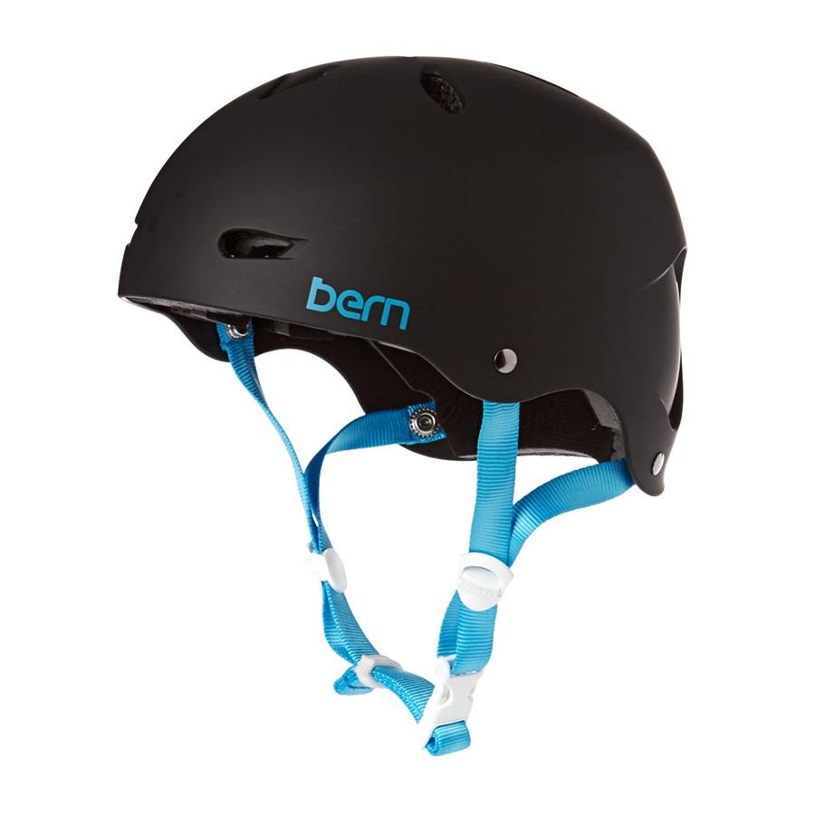 Bern Brighton H2O Ladies Watersports Helmet, M Black Blue