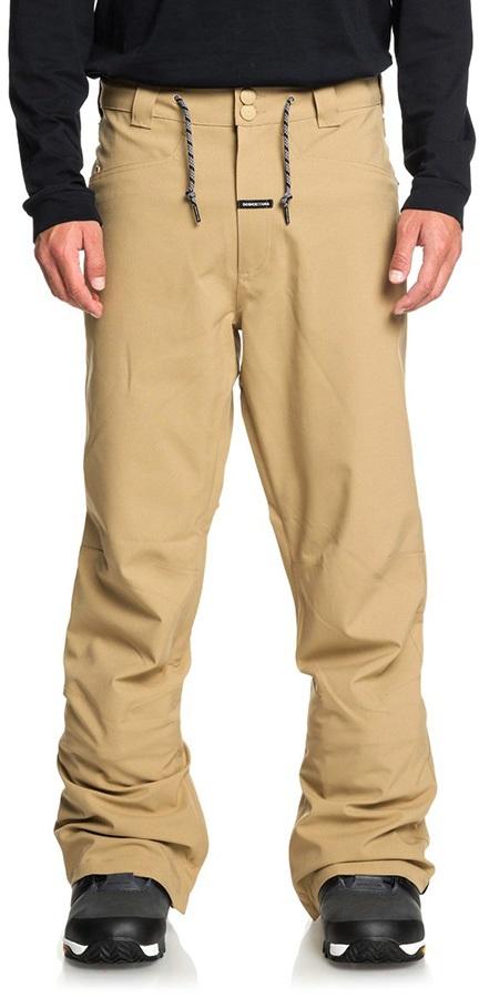 DC Relay Ski/Snowboard Pants, L Kelp