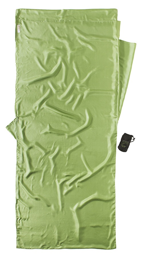 Cocoon Insect Shield TravelSheet Silk Sleeping Bag Liner Vine