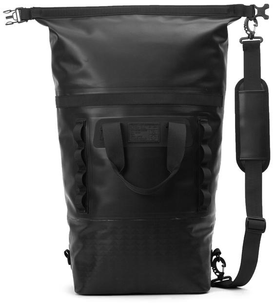 So iLL On The Roam Dirt Bag Climbing Bag, 25L Black Wolf