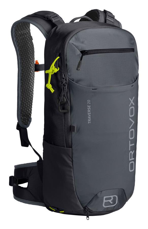 Ortovox Traverse 20 Mountain Backpack/Rucksack 20L Black Raven/Black