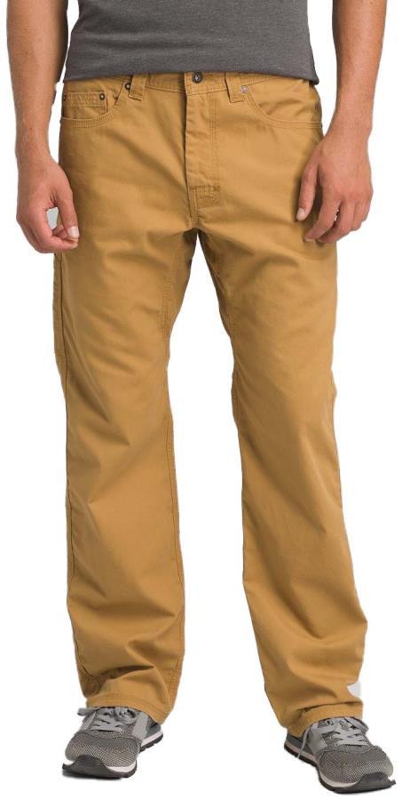 Prana Bronson Men's Pants L Embark Brown Short