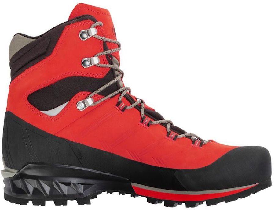 Mammut Adult Unisex Kento Guide High Gtx Hiking Boots, Uk 7 Spicy/Black