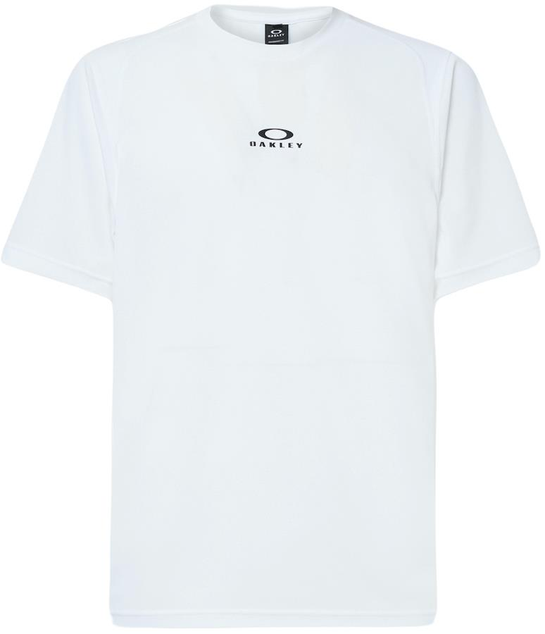 Oakley Foundational Training Short Sleeve Sports T-Shirt, L White
