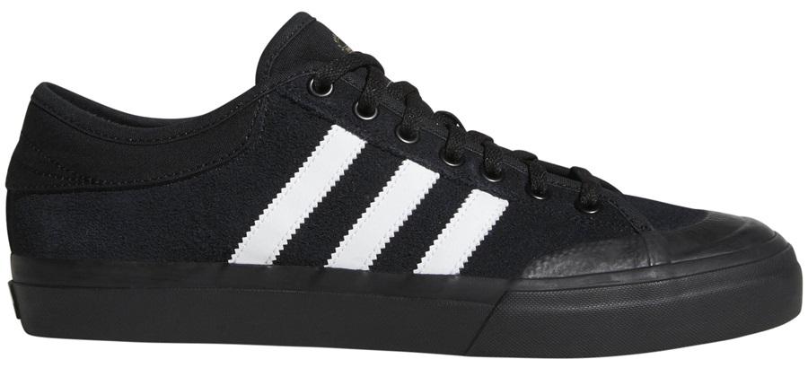 Adidas Matchcourt Men's Trainers Skate Shoes, UK 8 Core Black
