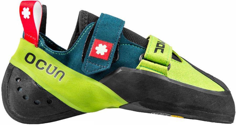 Ocun Havoc Edging Climbing Shoe, UK 4.5 | EU 37.5 Lime