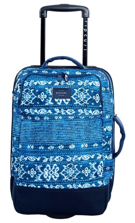 Ripcurl F-Light Cabin Surf Shack Wheeled Bag/Suitcase, 35L Navy