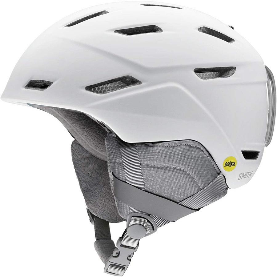 Smith Child Unisex Prospect Jr. Mips Kid's Snowboard/Ski Helmet, S/M White 2022