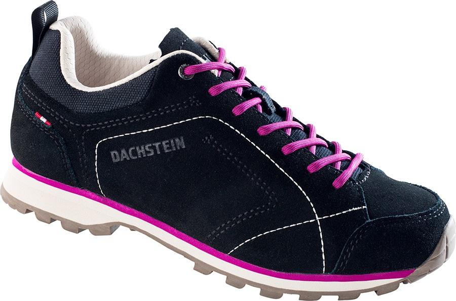 Dachstein Skywalk Women's Walking Shoes, UK 3.5 Black/Fuschia