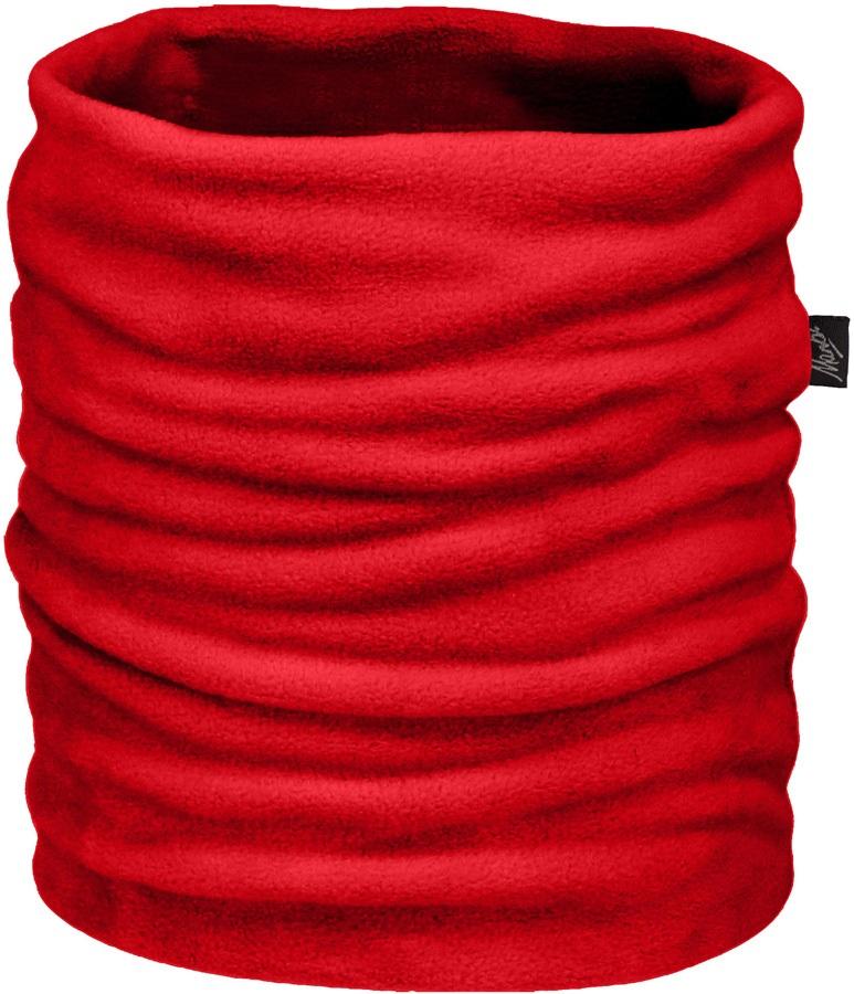 Manbi Chube 2 Microfleece Neck Tube, True Red