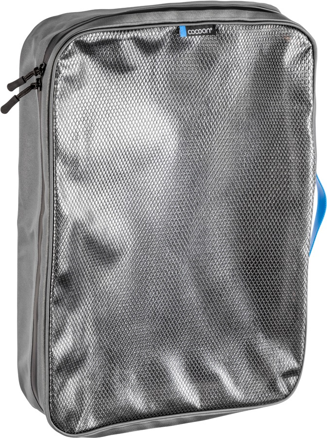 Cocoon Packing Cube With Net Top Travel Organiser, 11.4L Black