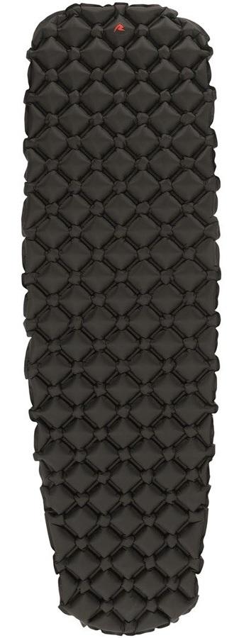 Robens Primavapour 60 Ultralight Insulated Airbed, Regular Black