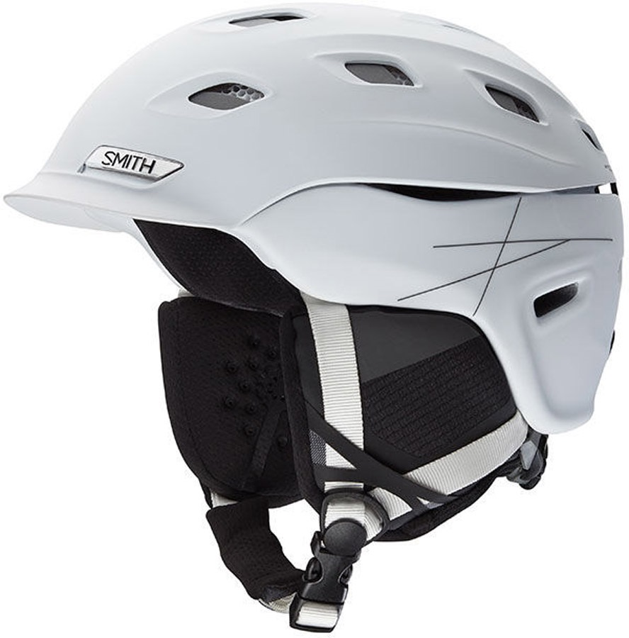Smith Vantage Snowboard/Ski Helmet S Matte White