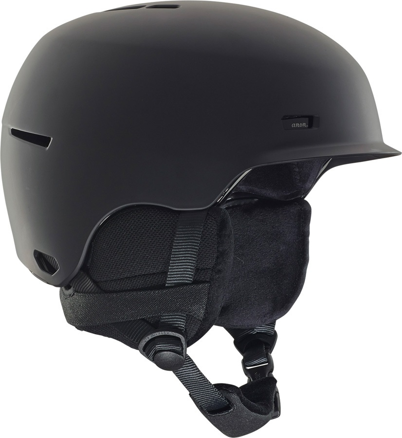 Anon Highwire Ski/Snowboard Helmet, S Black