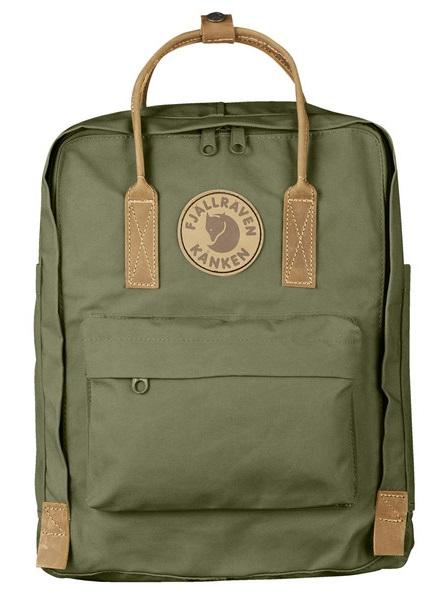 Fjallraven Kanken No.2 Day Pack/Backpack, 16L Green