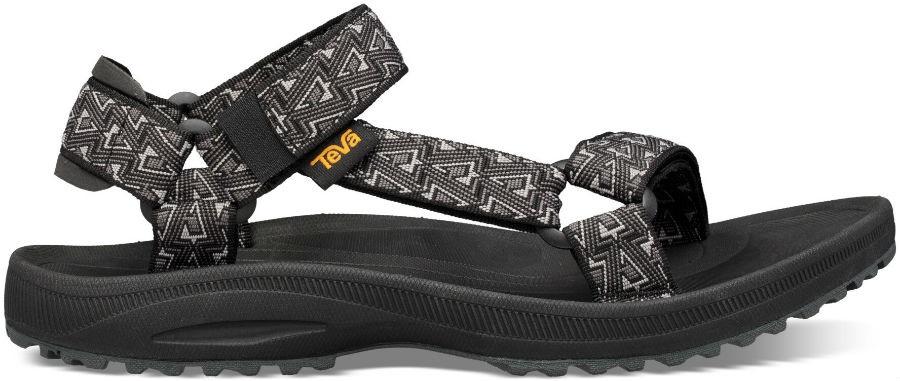 Teva Winsted Sandal, UK 10 Bamboo Black