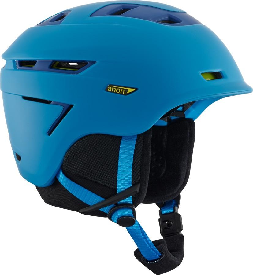 Anon Echo Ski/Snowboard Helmet, S Blue