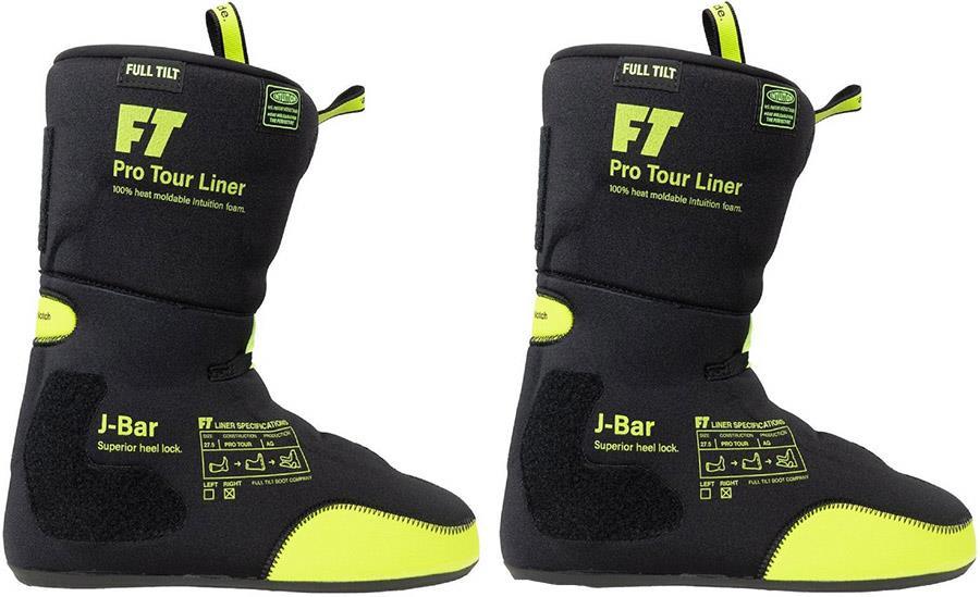 Full Tilt Pro Tour Liner Liner, 28/28.5 Black