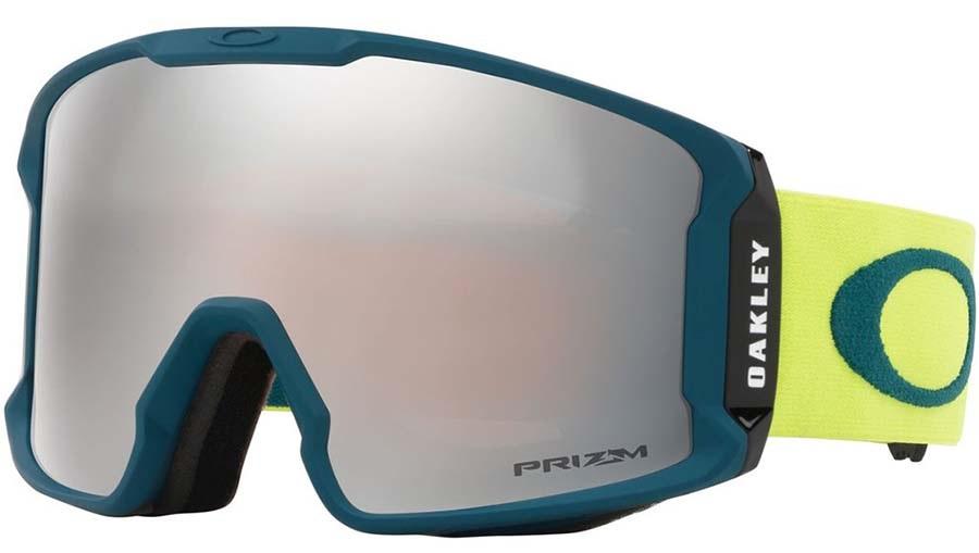 Oakley Line Miner Prizm Black Snowboard/Ski Goggles, L Balsam Retina