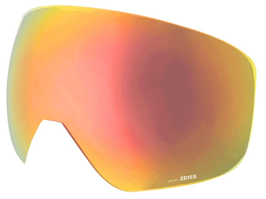 Melon Jackson Ski/Snowboard Goggle Lens, One Size Infra-Red Sonar