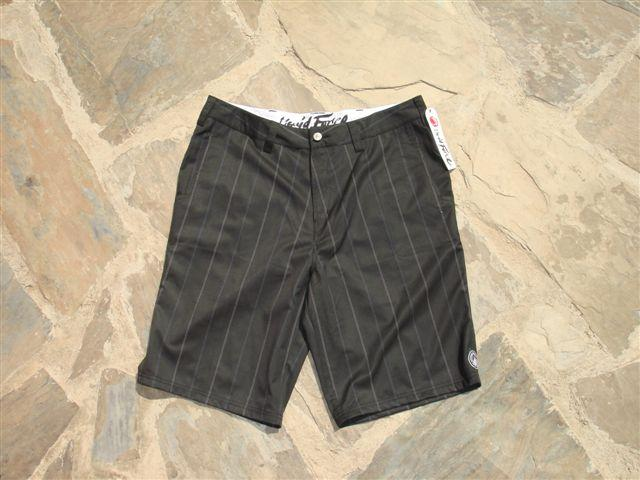 "Liquid Force Nu Lambretta Walk Shorts 38"" / 97cm Black LWSS814BK38"