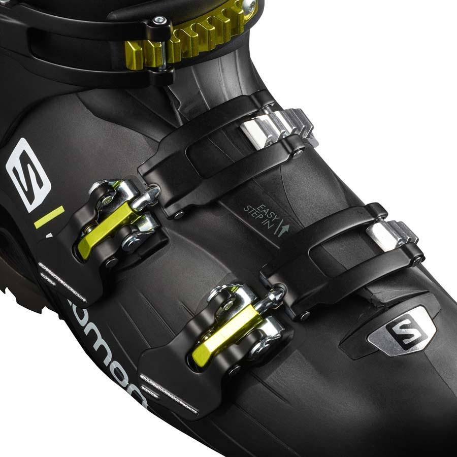 a differenza di Forma della nave test  Salomon X Access 80 Ski Boots, 29/29.5 Black/Acid Green 2020