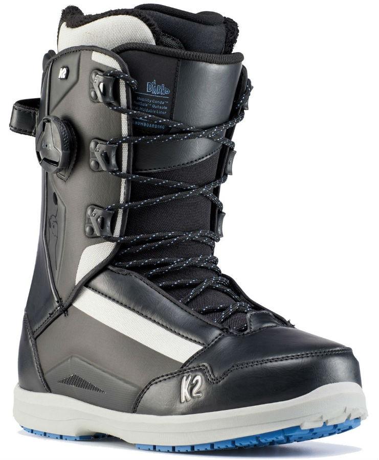 K2 Adult Unisex Darko Men's Snowboard Boots, Uk 10 Pope 2020