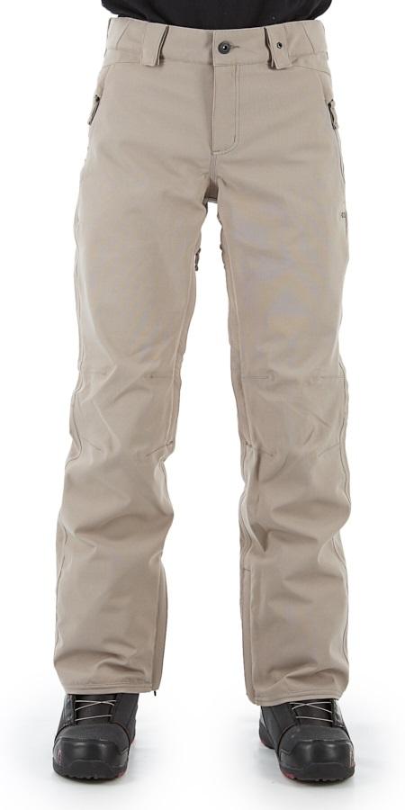thirtytwo Lana Women's Snowboard/Ski Pants, XS Smoke