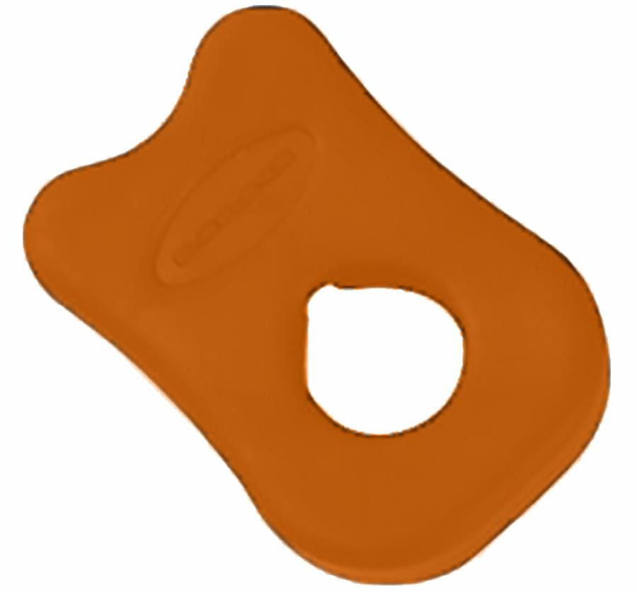 DMM Nutbuster Rubber Nut Extractor Parts, One Size Orange