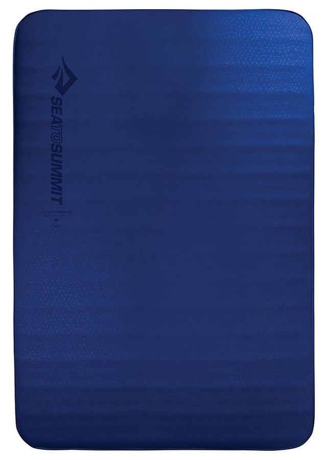 Sea to Summit Comfort Deluxe SI Self Inflating Camp Mat, Double