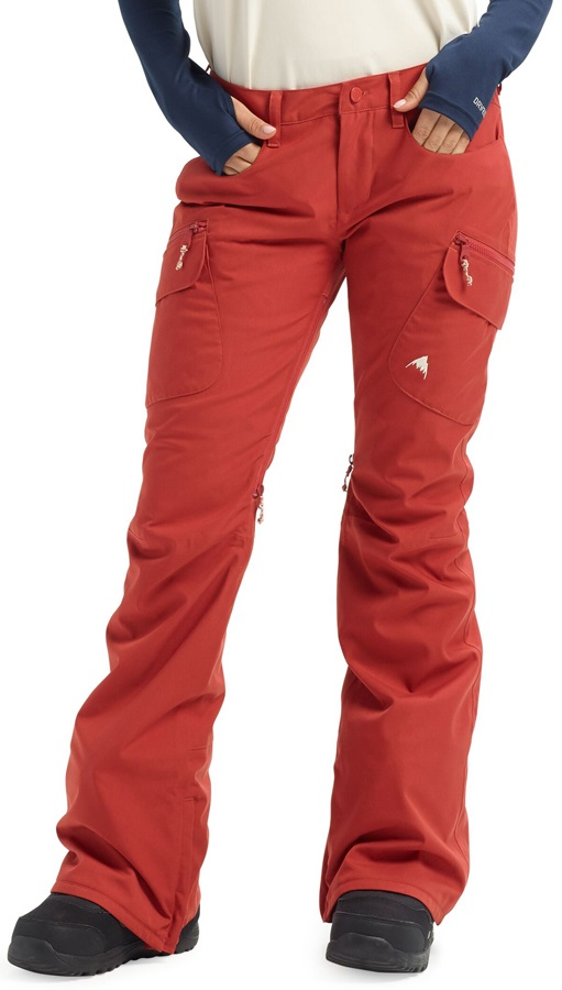 Burton Gloria Women's Ski/Snowboard Pants, L Tandori