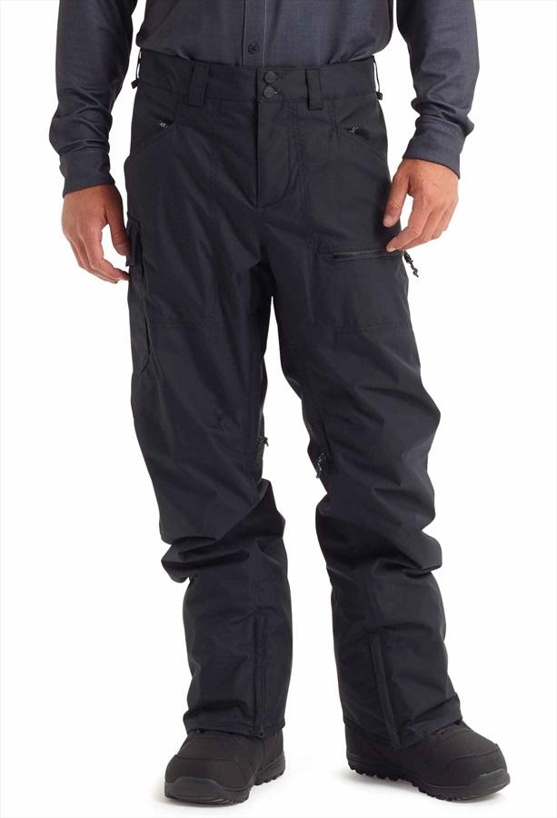 Burton Covert Snowboard/Ski Pants, S True Black