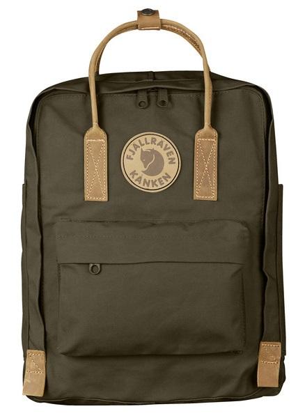 Fjallraven Kanken No.2 Day Pack/Backpack, 16L Dark Olive