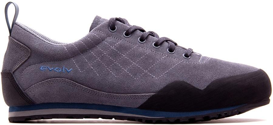 Evolv Zender Approach Shoes, UK 8 Gunmetal