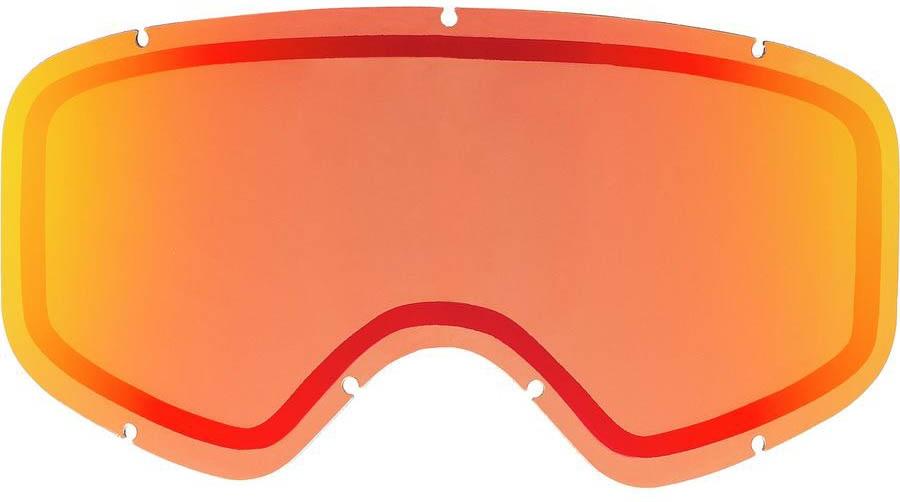 Anon Insight Ski/Snowboard Goggles Spare Lens Red Solex