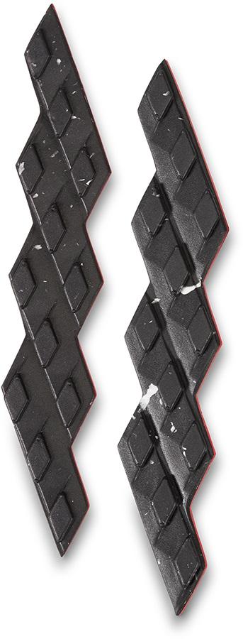 Dakine DK Gromps Snowboard Stomp Pad Traction Mat, Black