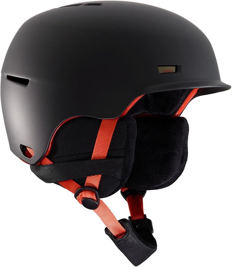 Anon Highwire Ski/Snowboard Helmet, S Black Pop