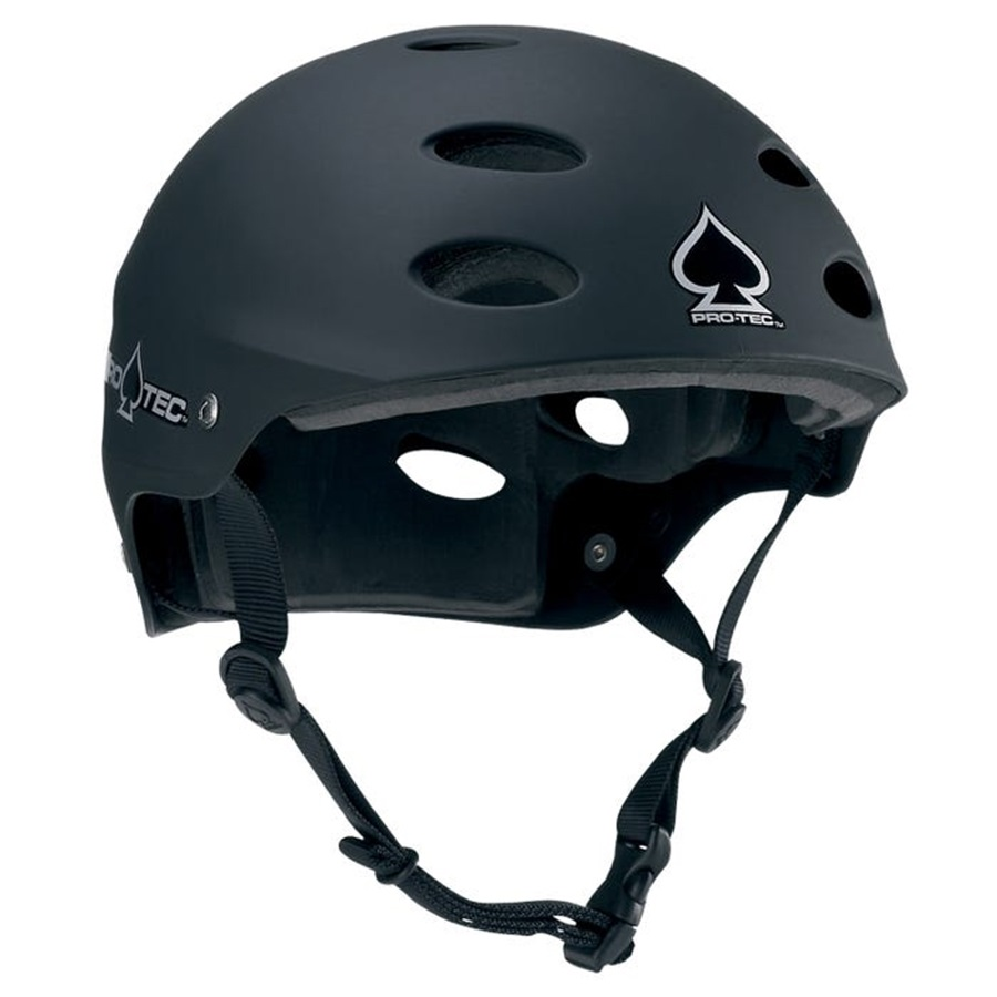 Pro-tec ACE Water Watersports Helmet, XL Matt Black