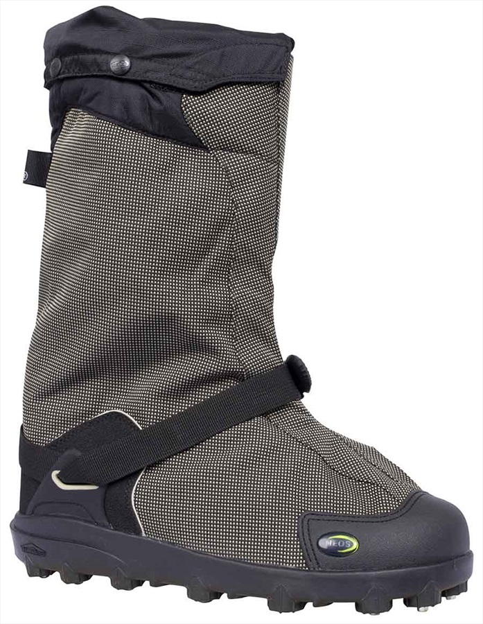 Neos Overshoe Navigator 5 STABILicers® Insulated Overshoes, M Grey