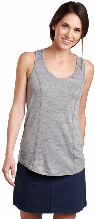 Kuhl Intent Women's Tank Top Vest, S City Grey