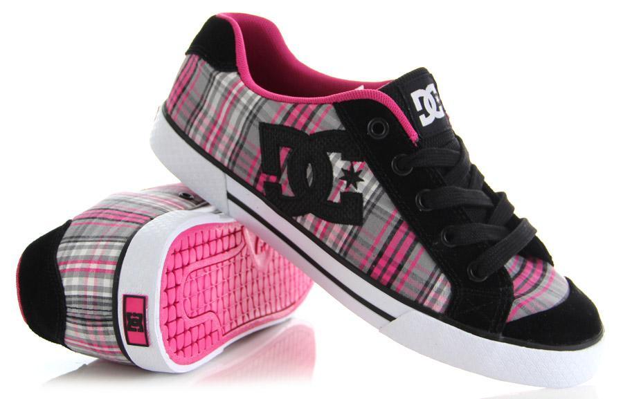 DC CHELSEA Womens Skate Shoes, UK 5