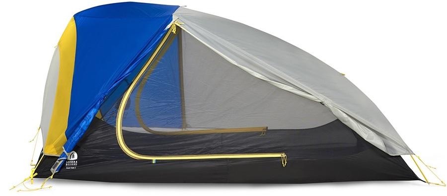 Sierra Designs Sweet Suite 2 Lightweight Backpacking Tent, 2 Man